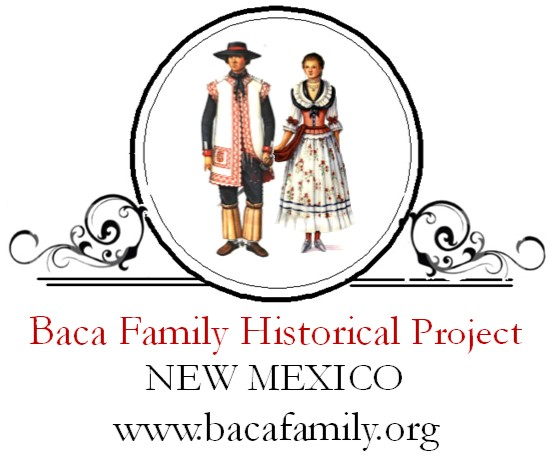 The Baca Family Historical Project