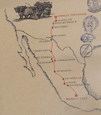 CaminoReal Hubbel Map