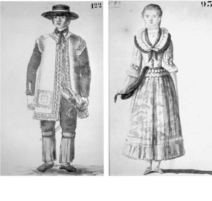 spanish woman costume